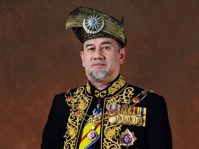 40 фото Оксаны Воеводиной и ее мужа короля Малайзии Муххамада V