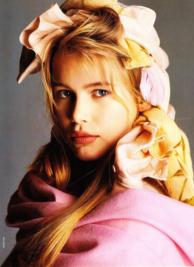 90 лучших фото Клаудии Шиффер сейчас, в молодости, фото ее мужа, детей