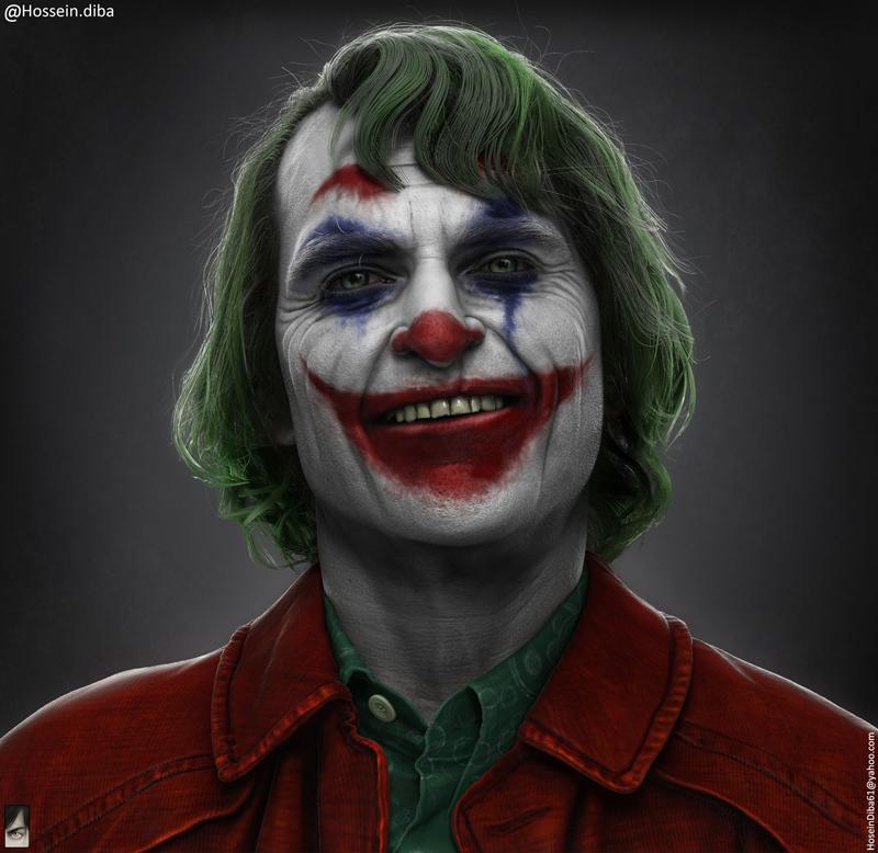 50 фото Джокера в исполнении Хоакина Феникса, а также фото самого актера