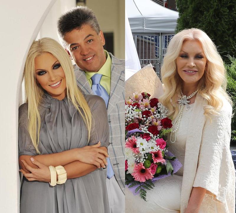 50 фото Таисии Повалий, мужа Игоря Лихуты, сына Дениса, бышего мужа. Что сделала со своим лицом эта певица?