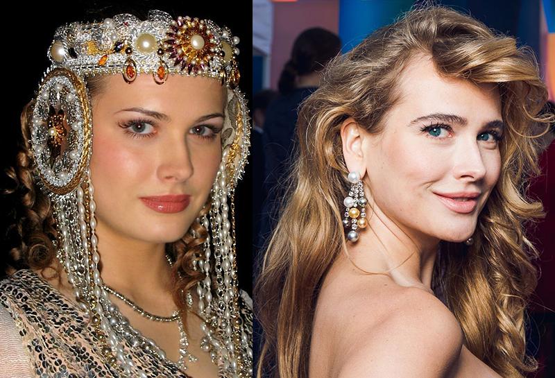 40 фото Анны Горшковой до и после