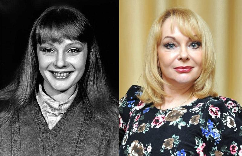 60 лучших фото Ирины Цывиной в молодости  сейчас, фото ее мужей и детей