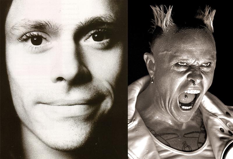 45 лучших фото Кита Флинта - вокалиста группы