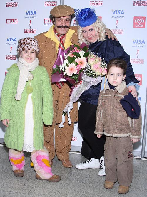 30 лучших фото певца Вилли Токарева и его жены, детей