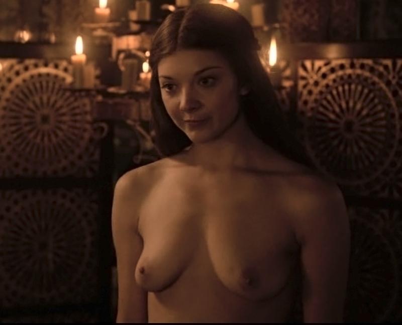 Натали Дормер nude