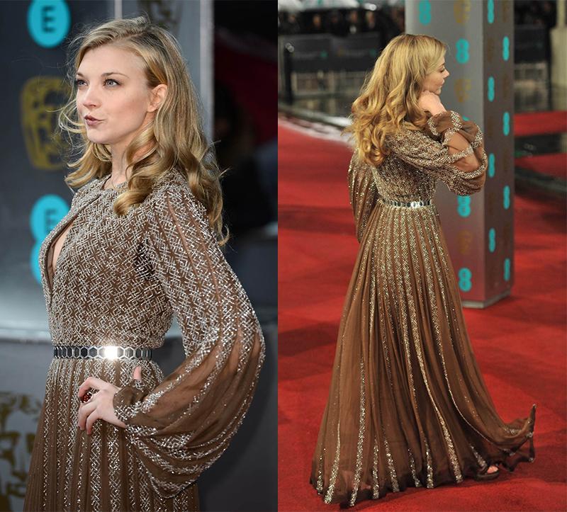 Натали Дормер лучшие образы красной дорожки 2005-2013 длинное вечернее платье