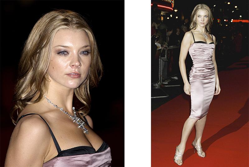 Натали Дормер лучшие образы красной дорожки 2005-2013