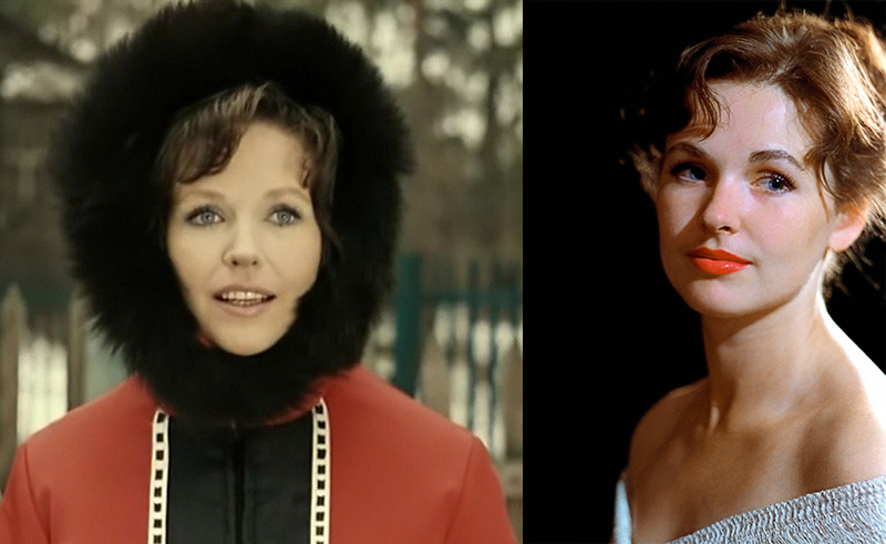 50 известных и знаменитых актрис и певиц с именем Наталья (Наталия, Натали) Наталья Фатеева