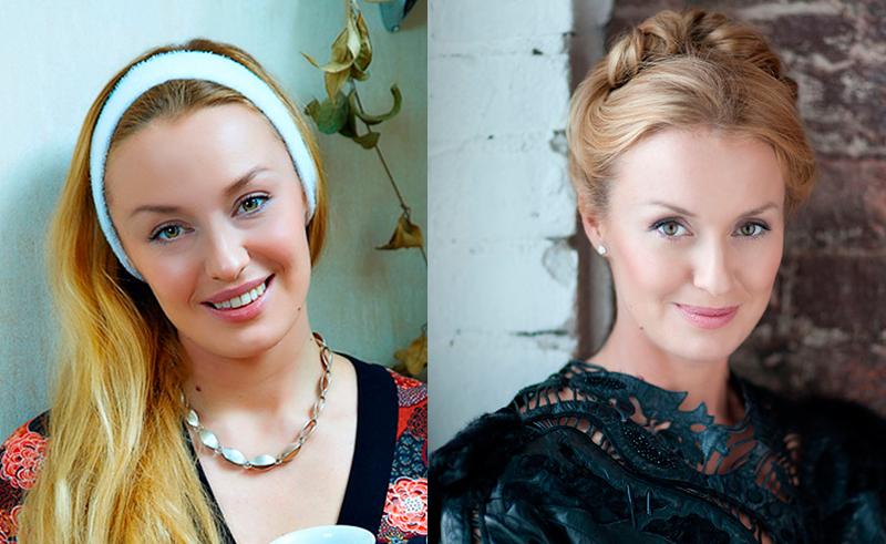 50 известных и знаменитых актрис и певиц с именем Наталья (Наталия, Натали) Наталья Гудкова