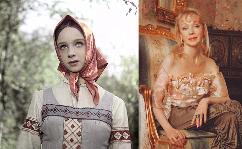 50 известных и знаменитых актрис и певиц с именем Наталья (Наталья Седых)