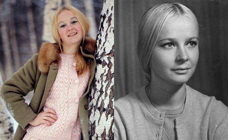 50 известных и знаменитых актрис и певиц с именем Наталья - Наталья Богунова