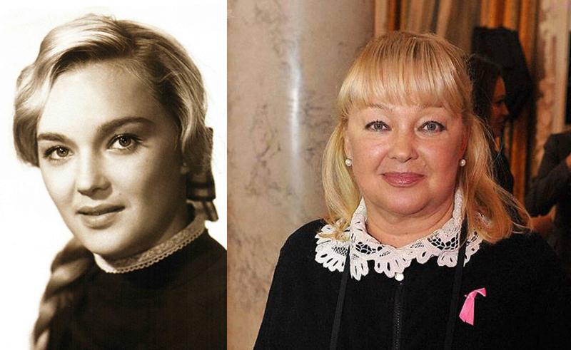 Наталья Гвоздикова известные актрисы с именем Наталья