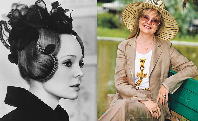 50 известных и знаменитых актрис и певиц с именем Наталья (Наталия, Натали - Белохвостикова