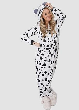 далматинец пижама