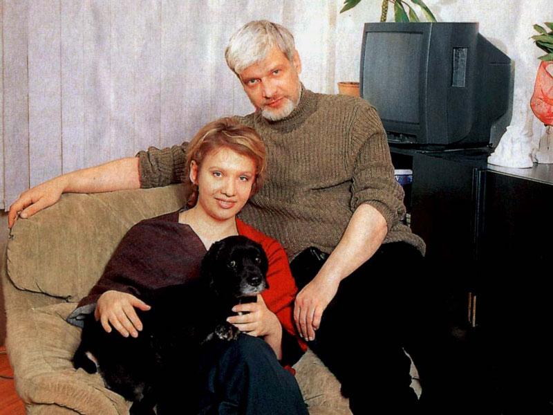 40 лучших фото Дмитрия и Марины Брусникиных в молодости и зрелости, а также фото их сына