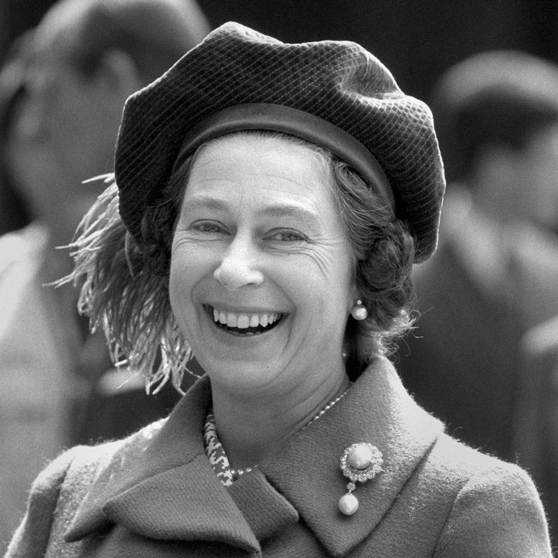 королева великобритании елизавета фото молодость разрешала александру