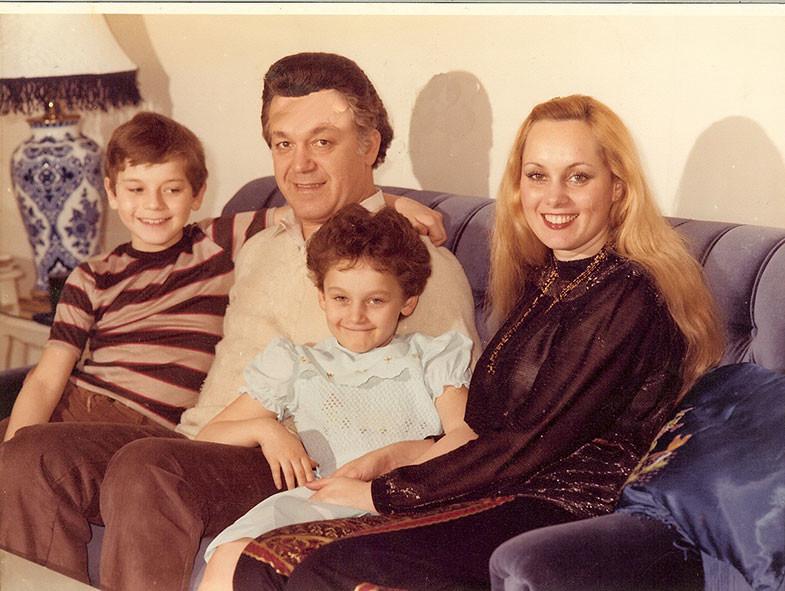 100 лучших фото Иосифа и Нелли Кобзон, фото их дочери, сына и внуков