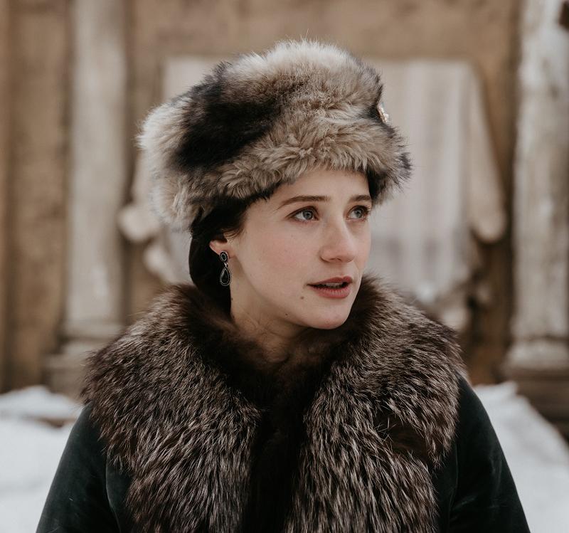70 лучших фото актрисы Ольги Лерман