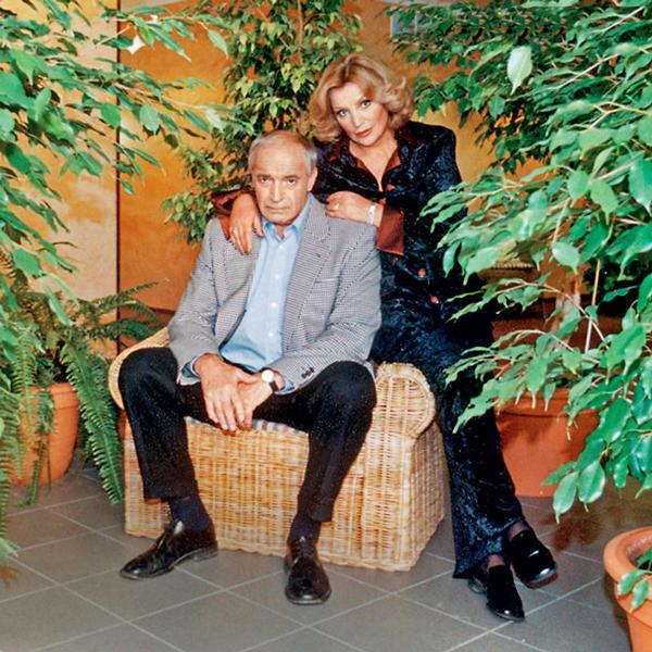 50 лучших фото Ольги Остроумовой, ее мужей, детей и внуков