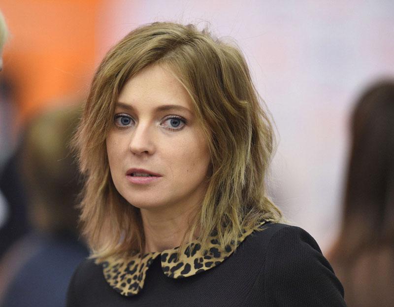 Наталья поклонская биография бывший муж фото