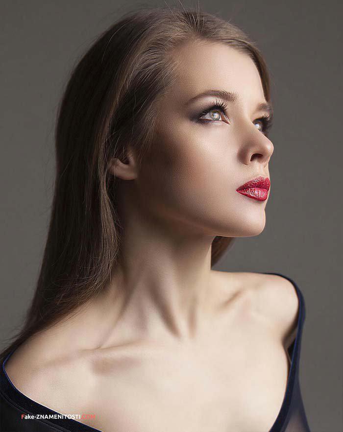 Анастасия Шпиц Голая