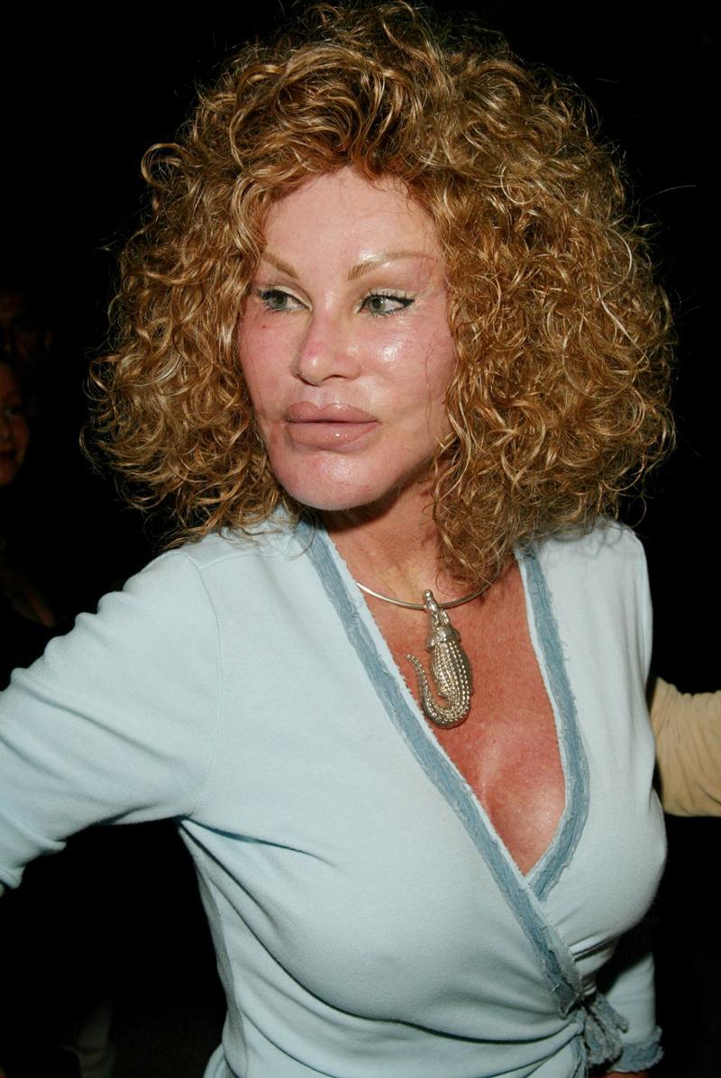 30 лучших фото Джослин Вильденштейн - женщины львицы, жертвы пластики