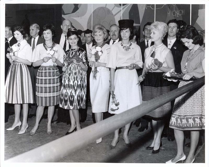 фото королевы в советские времена недаром стало культовым