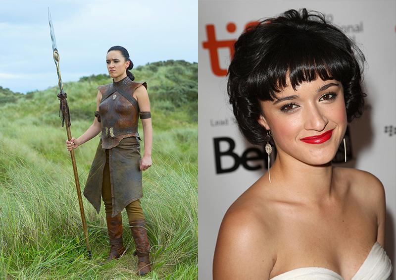 Киша Касл-Хьюз – новозеландская актриса 1990 года рождения, сыграет Обару Сэнд