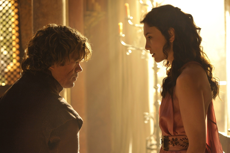 Тирион и его любовница Шая