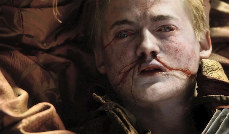 Мертвый король Джоффри