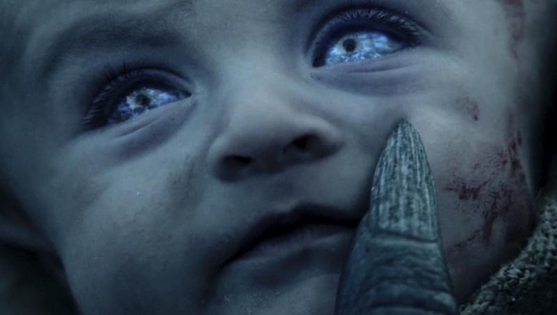 Ребенок, которого в 4 сезоне забрал белый ходок