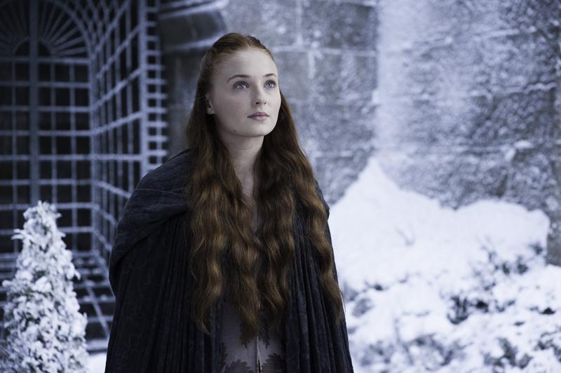 Санса и зимний снег 4 сезон Игра Престолов