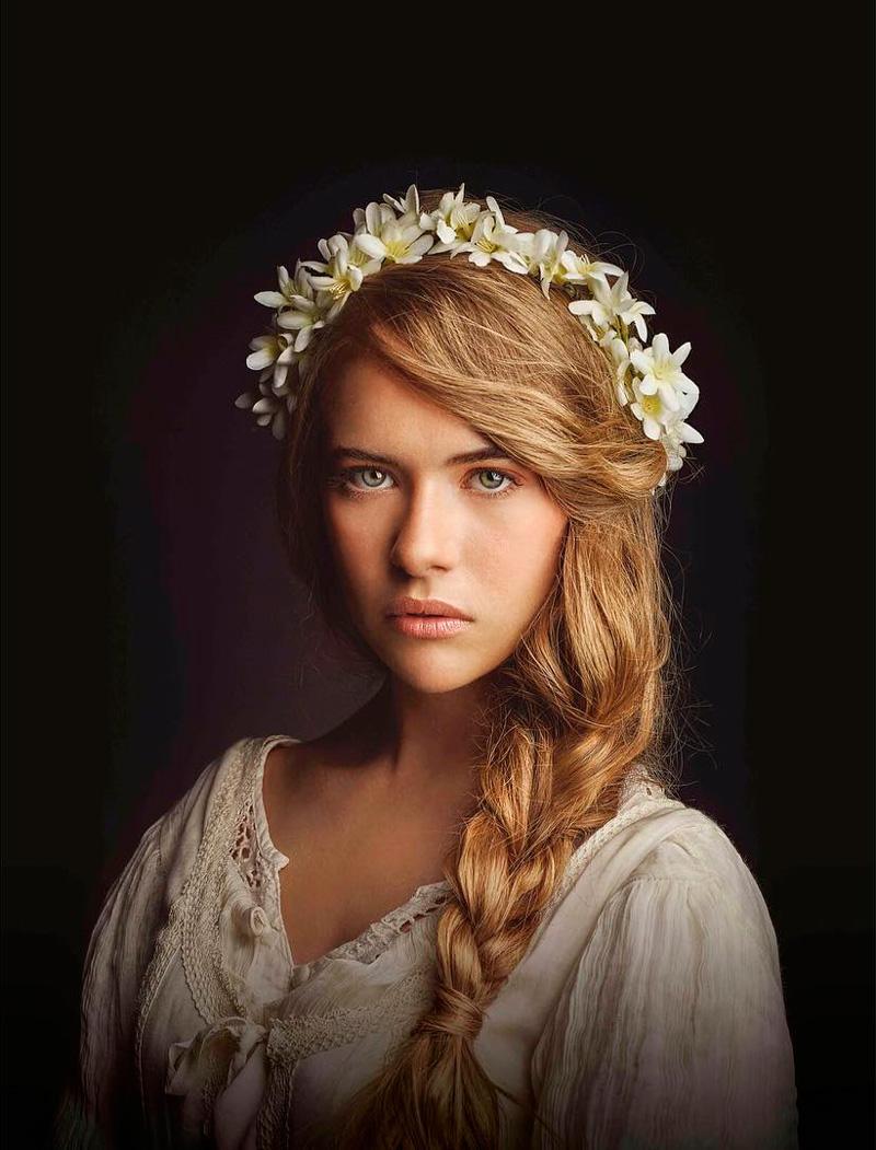 Анастасия Цилимпоу - 28 лучших фото турецкой актрисы
