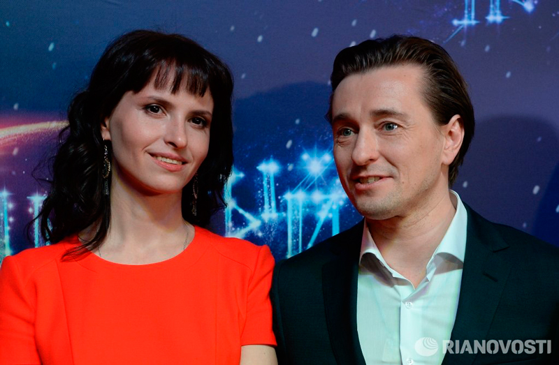 Анна Матисон и Сергей Безруков: 30 лучших фото