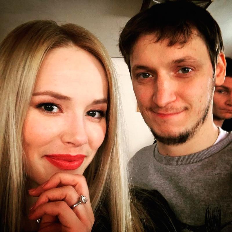 60 лучших фото Зои Бербер, а так же фото ее мужа Александра Синегузова