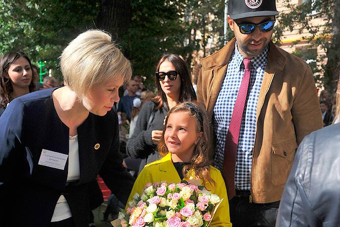 60 лучших качественных фото Ивана Урганта, его жены Натальи и детей