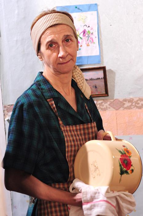 Мама Ивана Урганта Валерия Кисилева