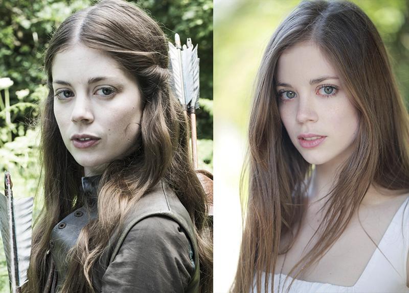 Шарлотта Хоуп – актриса сыгравшая Миранду – жестокую подругу Рамси Болтона.