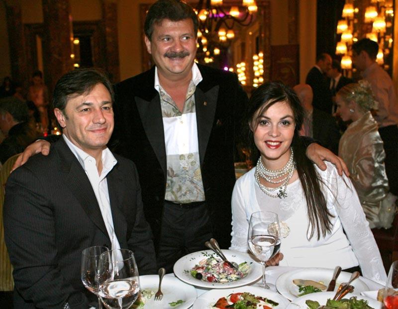 70 лучших фото Екатерина Андреева и ее муж Душан Перович, а так же дочь Наталья