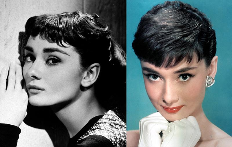 50 самых красивых брюнеток актрис в Голливуде Одри Хепбёрн