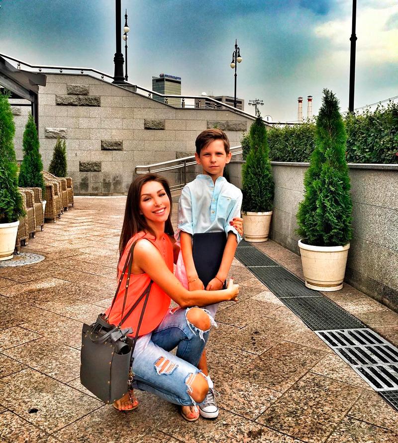 Ребенок и жена Стаса Бондаренко Юлия Чиплиева 25 лучших фото