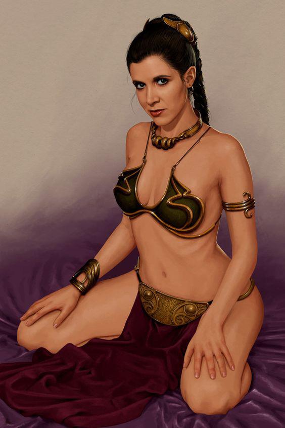 Принцесса лея эротика фото 519-53