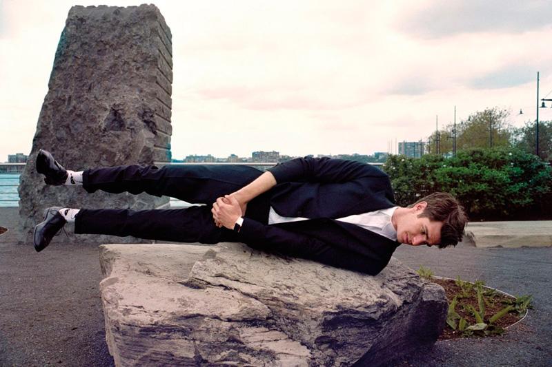 Эндрю Гарфилд - 50 лучших качественных фото из фотосессий разных лет