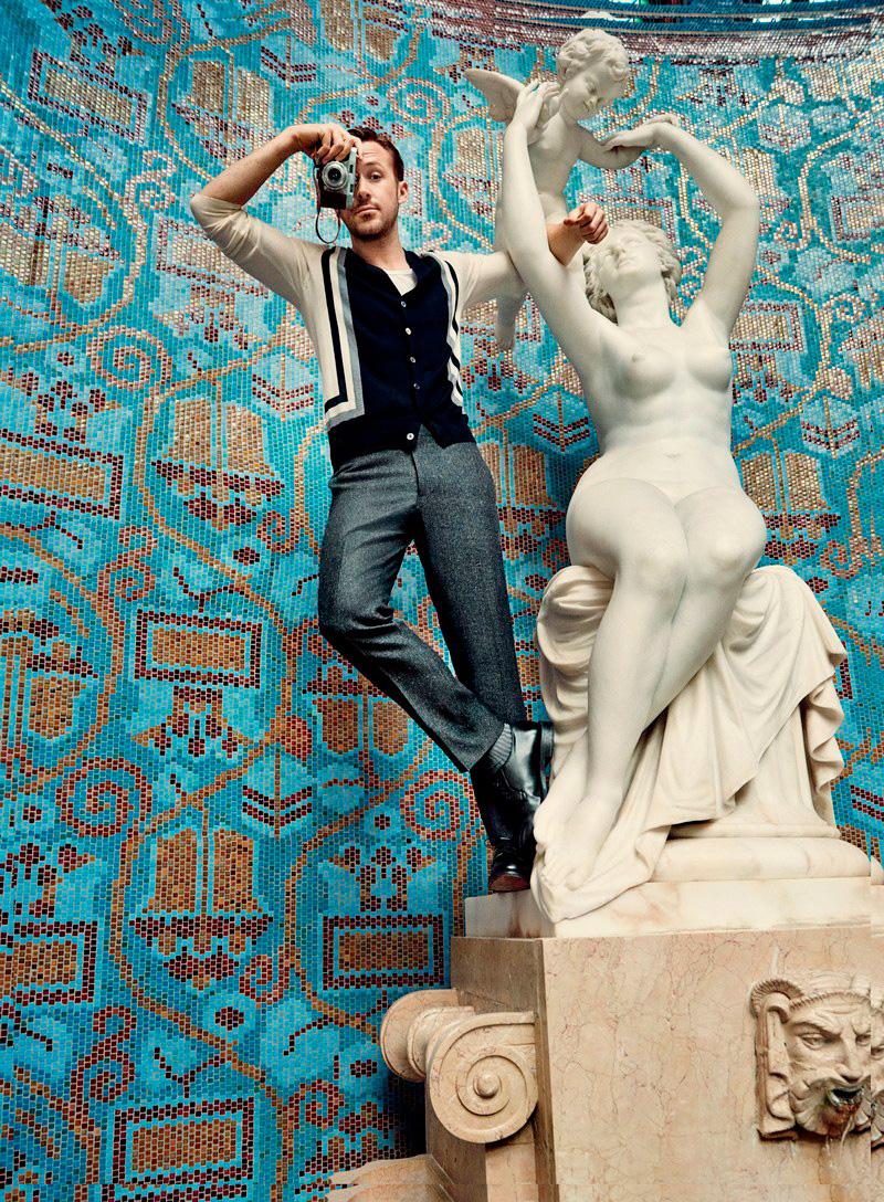 Райан Гослинг - 50 лучших фото из фотосессий разных лет