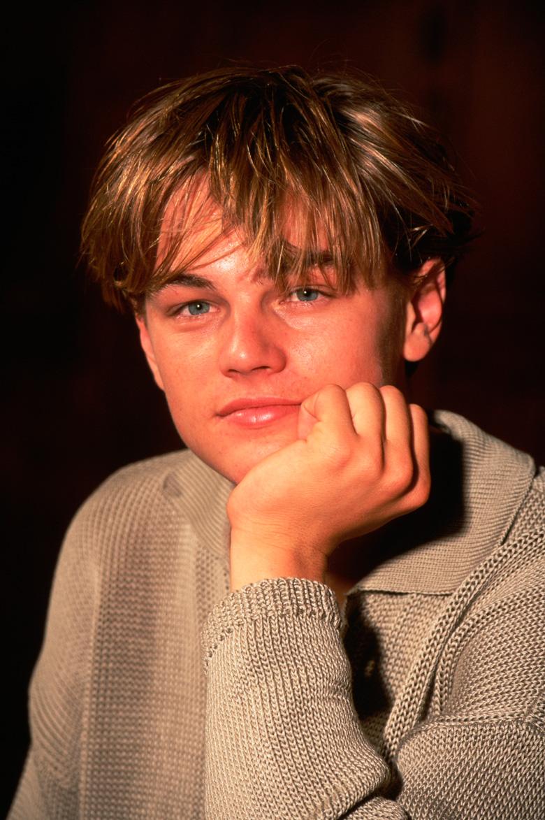 Леонардо Ди Каприо в молодости: 40 лучших фото