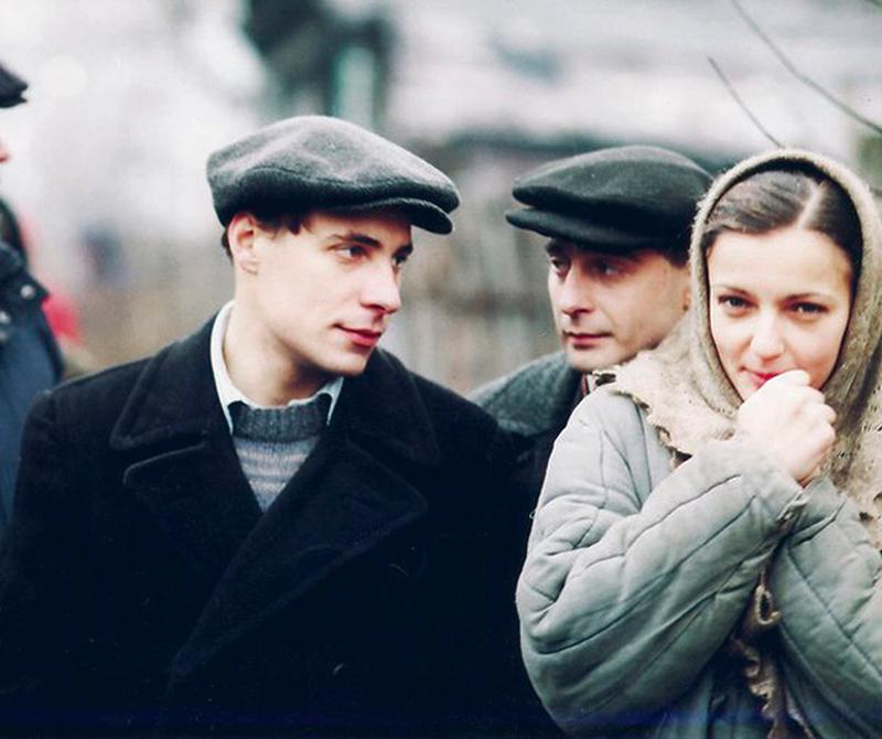 Евгений Цыганов и его бывшая жена Ирина Леонова: фото их, а так же их детей