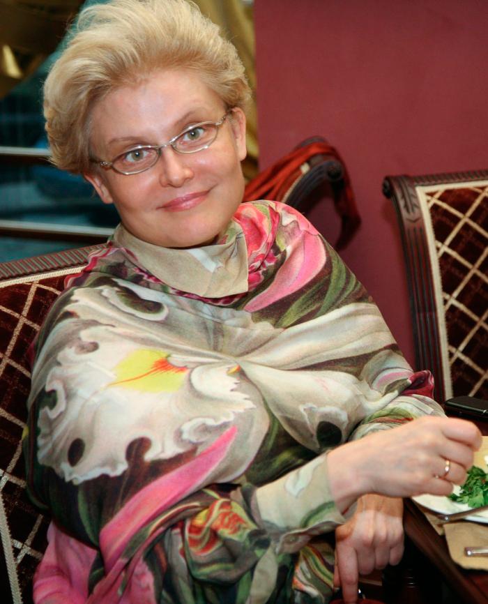 40 фото Елены Малышевой, ее семьи: мужа, сыновей, сестры и брата
