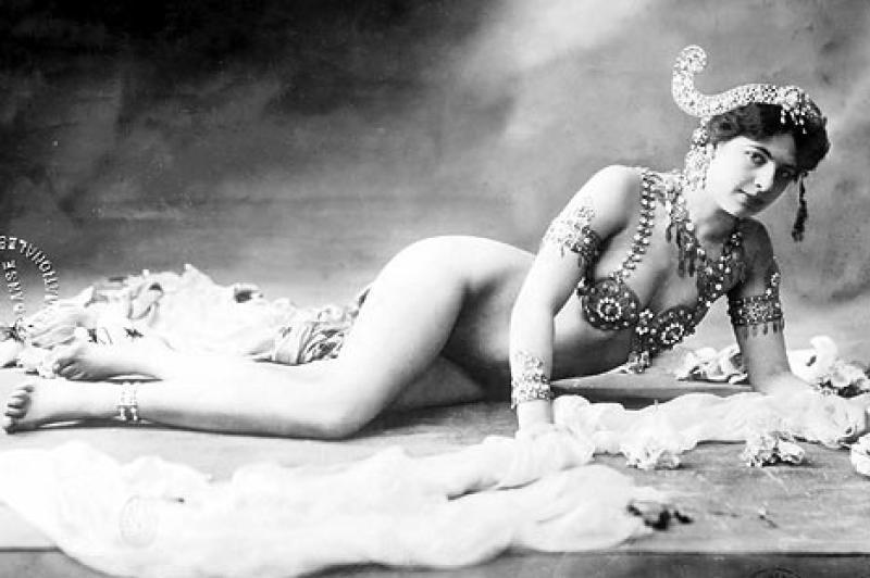 Реальная Мата Хари: 48 настоящих фото шпионки танцовщицы