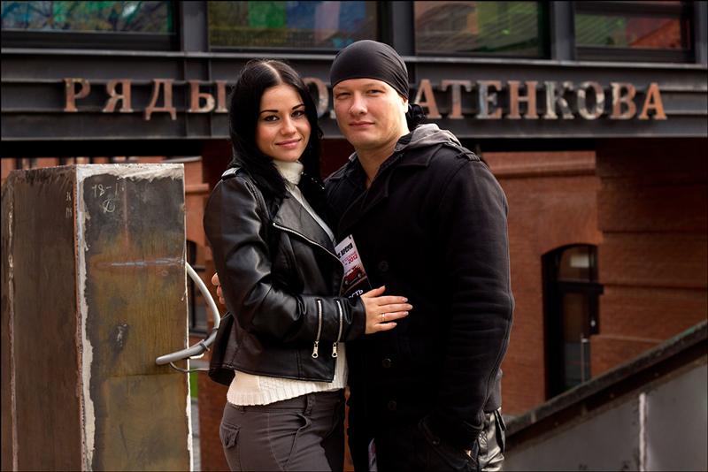 актер никита панфилов с женой фото пробуждающие желание