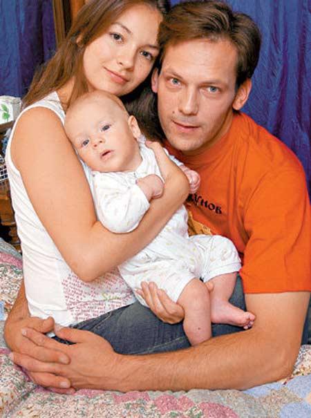 40 лучших фото Ольги Павловец и ее мужей, детей